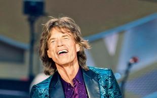 Mick Jagger ljubi 34 let mlajšo