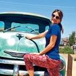 Hannah Mancini v rodnem Koloradu uživa z družino