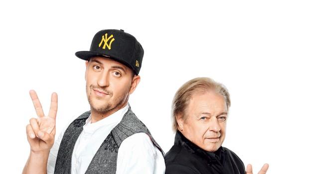 6pack Čukur in Alfi Nipič (foto: promocijsko gradivo)