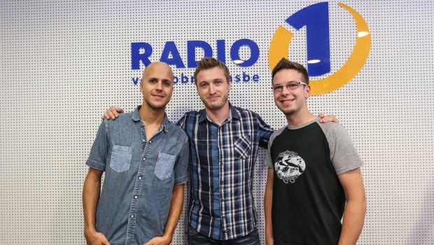 Denis in Milow (foto: Darja Štravs Tisu)
