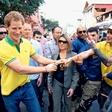 Princ Harry je obiskal Brazilijo