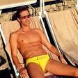 Alen Kobilica uživa na Siciliji