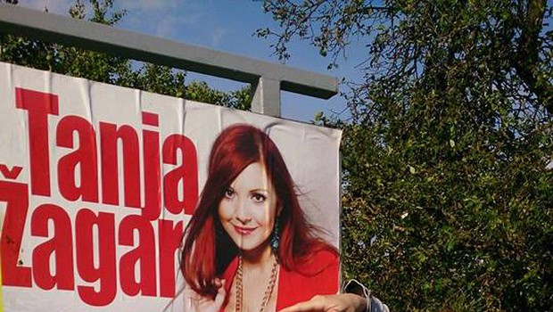 Tanja Žagar (foto: facebook.com/tanja.zagar)