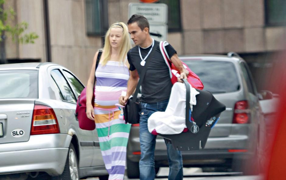 Taya in Jernej Damjan (foto: revija Story)