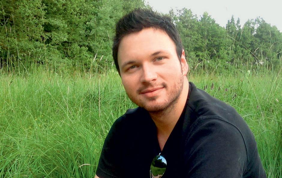 Robert Roškar (foto: Miša Margan)