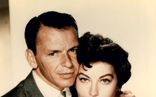 Ljubezenska zgodba Ave Gardner in Franka Sinatre