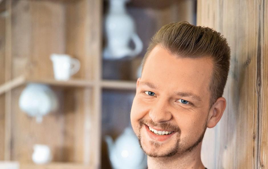 Bine Volčič (foto: Pop TV)