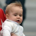 Top 10 obraznih mimik princa George-a (foto: Profimedia)