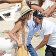 Neymar in DiCaprio prisegata na Ibizo