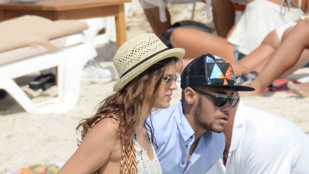 Bruna Marquezine in Neymar (foto: Profimedia)
