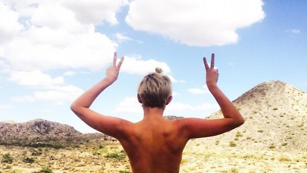 Svobodna Miley Cyrus (foto: Profimedia)