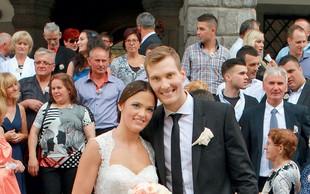 Košarkar Zoran Dragić je ob obletnici poroke svoji soprogi namenil čudovite besede!