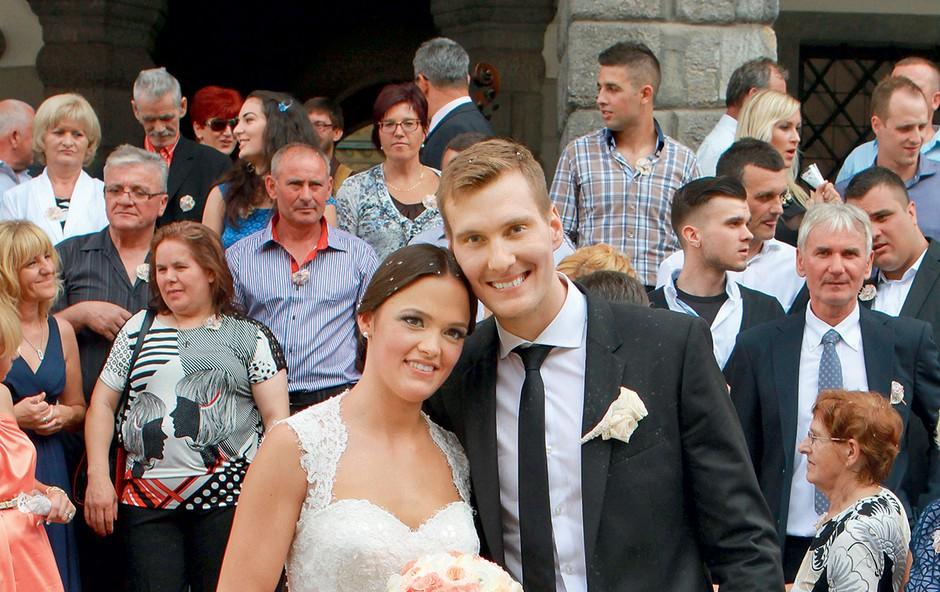 Zoran in Svetlana Dragić (foto: revija Lea)