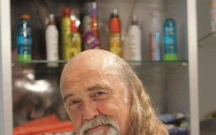 Dragan Bulič: Zbogom, dolgi lasje!