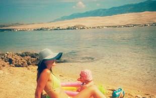 Rebeka Dremelj se je skrivala na samotni plaži