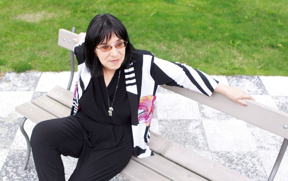 Svetlana Makarovič (foto: Goran Antley)