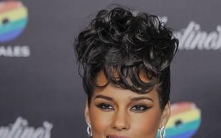 Alicia Keys potrdila, da je drugič noseča!