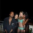Kje skupaj žurajo Kim, Kanye, Kate in Naomi?