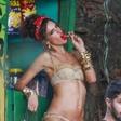 Alessandra Ambrosio: Vroča lepotička z novimi kopalkami