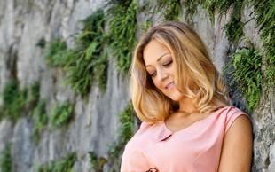 Neža Marolt: Poroda je ni strah