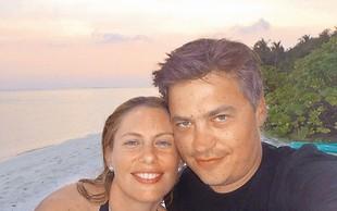 Poročil se je TV-voditelj Dejan Ladika