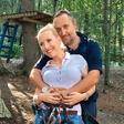 Daša s svojim Borutom preizkusila adrenalinski park