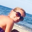 Kresalova spet draži s fotografijo s plaže