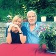 Ksenija Benedetti & Boris Cavazza uživata v ljubezni