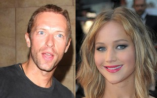 Chris Martin in Jennifer Lawrence: Nov parček?