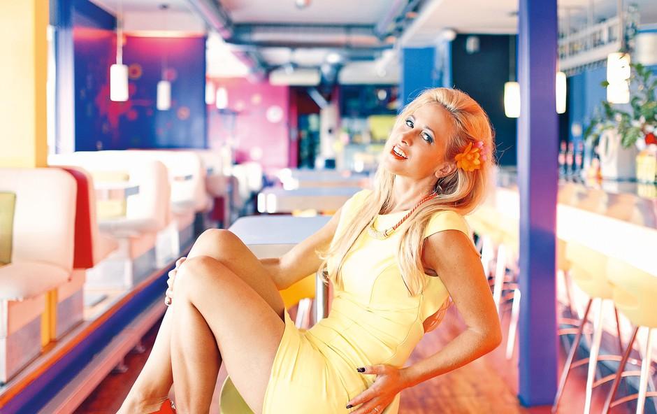 Natka Geržina (foto: Tanja Zrinsky)