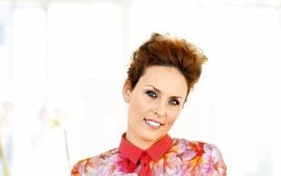 Anđa Marić muza hrvaškemu oblikovalcu