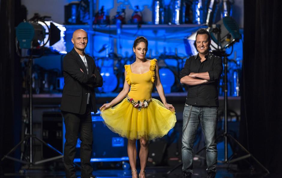 Slovenija ima talent (foto: Pro plus)