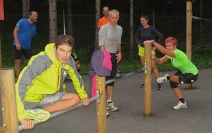Slovenski športniki bodo tekli za dober namen