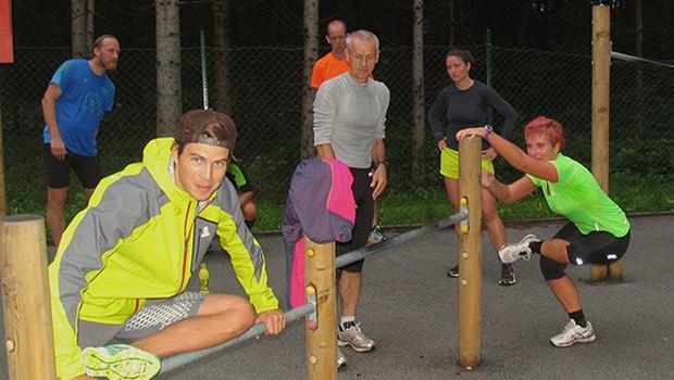 Slovenski športniki bodo tekli za dober namen (foto: Arhiv www.triglavtek.si)