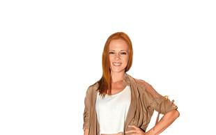 Modna zvezda: Nina Pušlar, modni pogreb: Danica Lovenjak