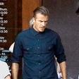 David Beckham bežal pred paparaci in padel