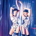 Vroče plesalke so stalnica zabav v Cirkusu. (foto: Marko Dolbelo - Ocepek)