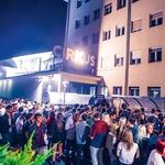 Dokaz, da je Cirkus najbolj vroč klub v Ljubljani. (foto: Marko Dolbelo - Ocepek)