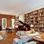 Dnevna soba odraža slog življenja umetnice. (foto: Profimedia)