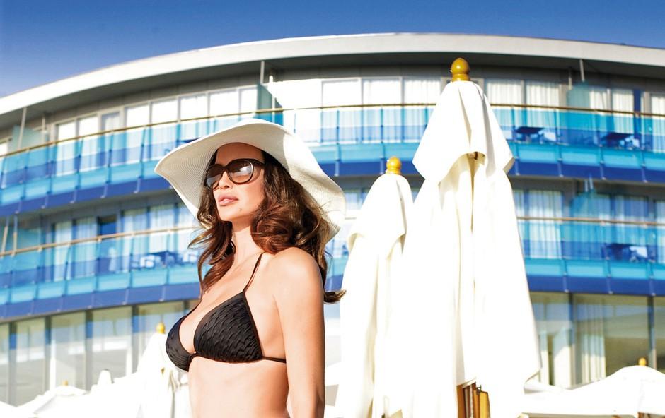 Na hrvaški obali (foto: revija Lea)