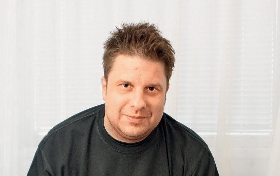 Filip Kocijančič (foto: revija Nova)
