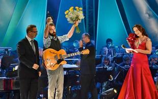 Rudi Bučar spregovoril o zmagovalni pesmi Ti