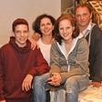 Špela Klopčič nam je predstavila družino