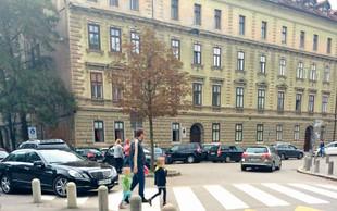 Jurij Zrnec: Kljub ločitvi še vedno družina