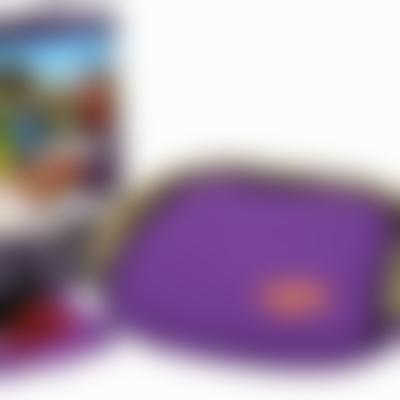 BubbleBum - napihljiv otroški sedež, ki ga spravite v torbico