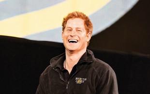 Princ Harry je aktiven na vseh področjih