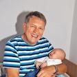 Rudi Šantl drugič postal dedek!