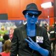 Blue Man: Razkrivamo, kdo se skriva za masko!