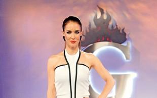 Lili Žagar zaradi stresa izgublja kilograme