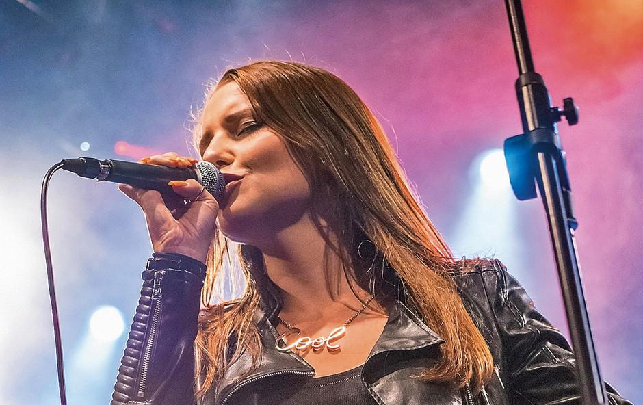 Maja Keuc (foto: Roman Turnšek)